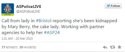 Bristol 999 call