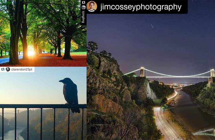 instagram bristol october