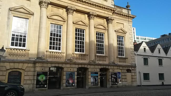 old vic theartre
