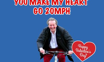 Bristolian valentines cards