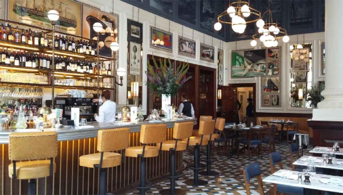 ivy restaurant bristol