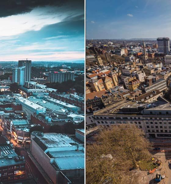 bristol from above photos