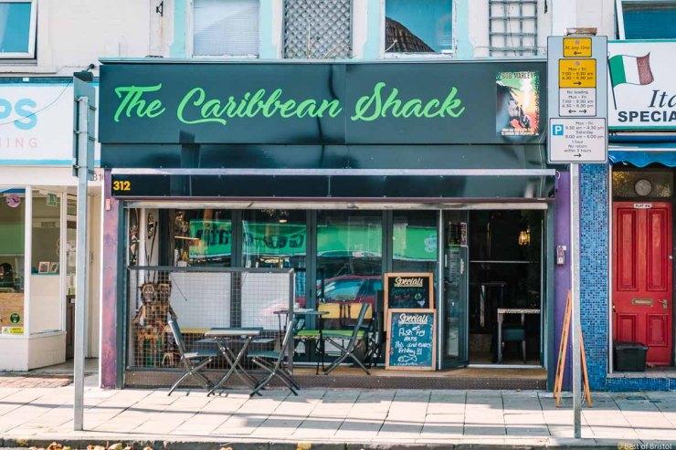 the caribbean shack