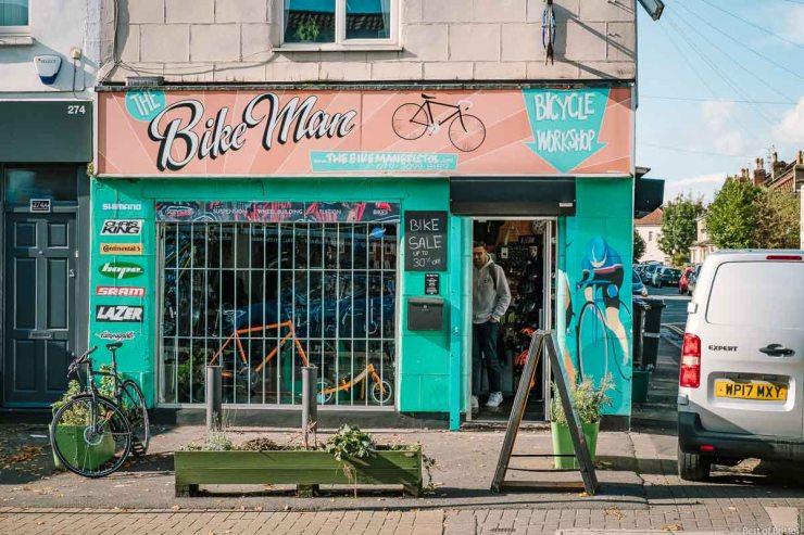 Bike shop gloucester road