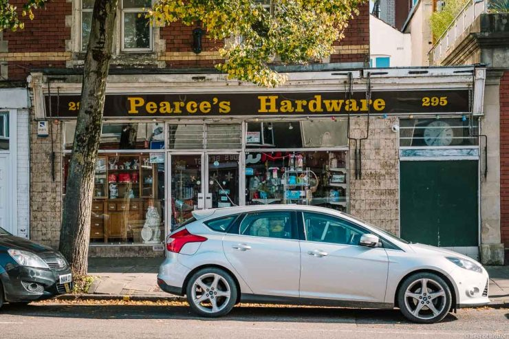 pearces hardware gloucester road