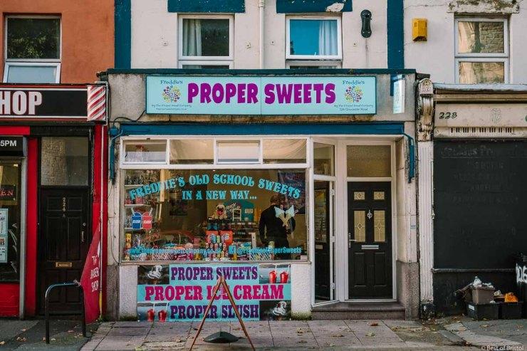 proper sweets