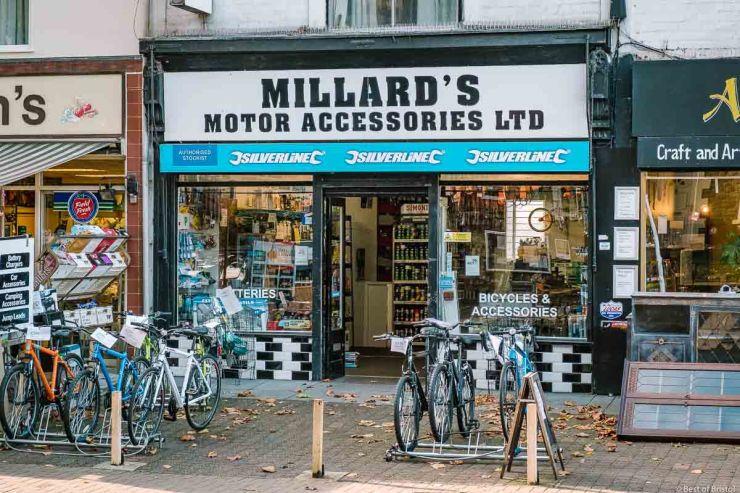 millard's motor accessories