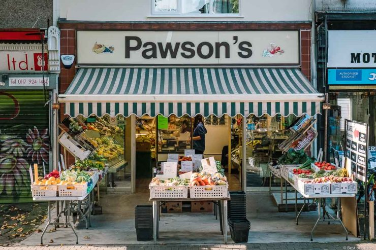 pawson gloucester road