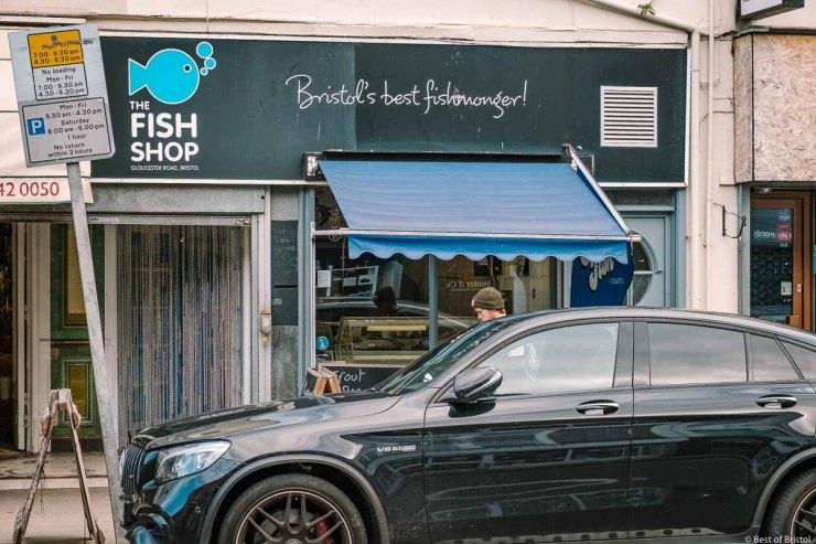 Fish Shop Gloucester Road