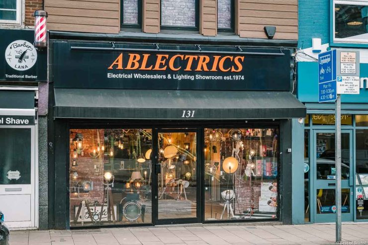 ablectrics on gloucester road