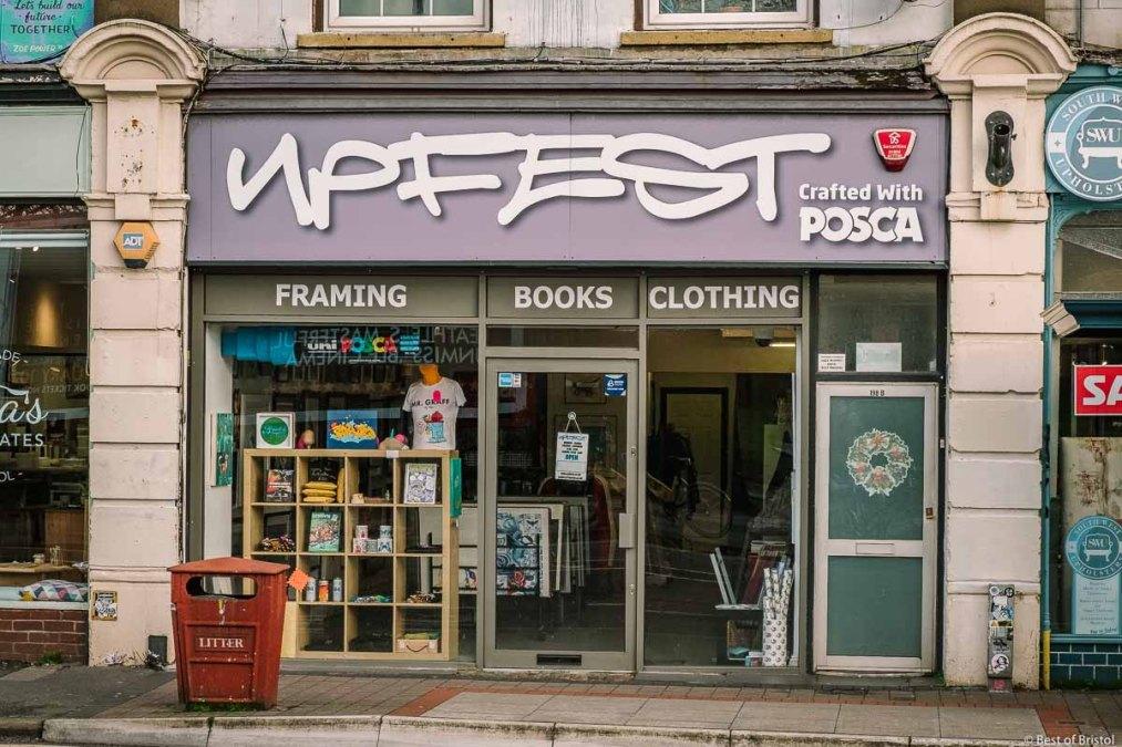upfest shop
