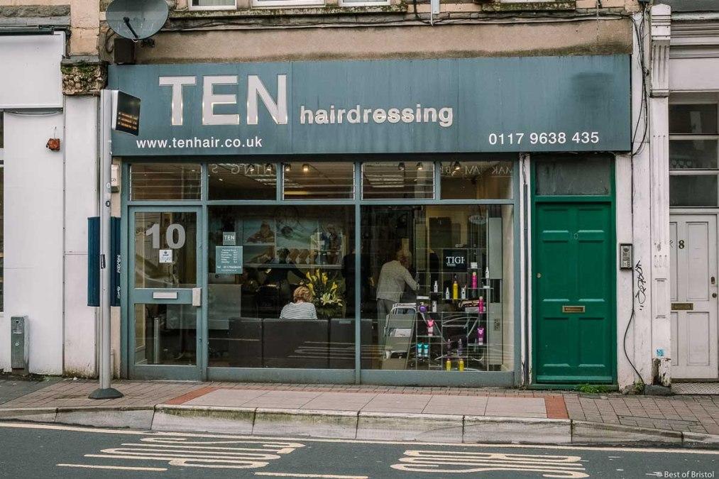ten hairdressing