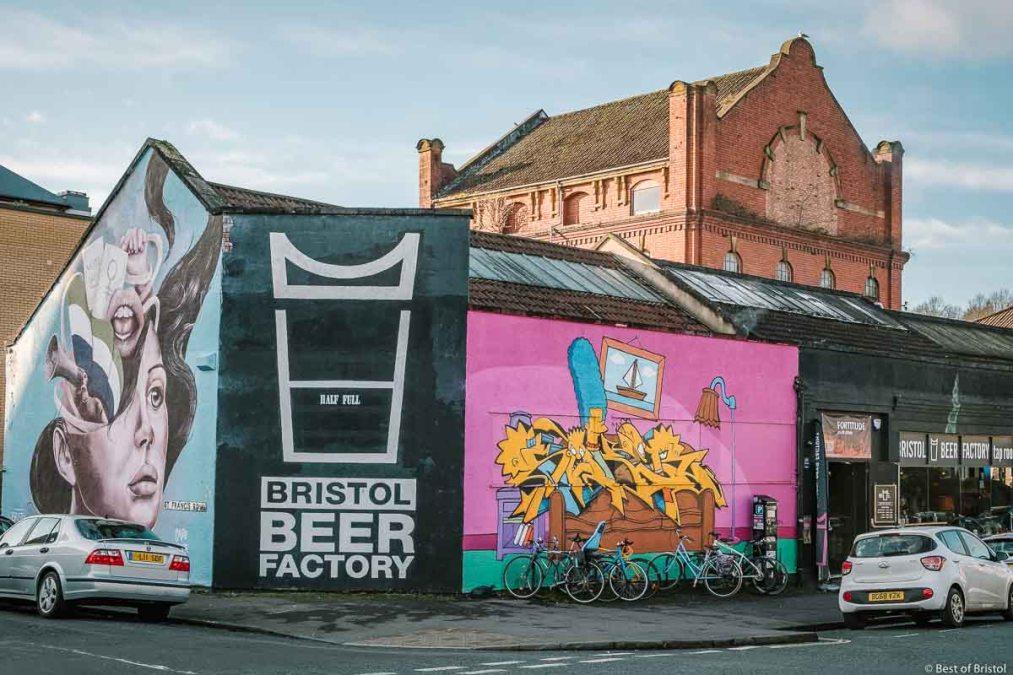bristol beer factory