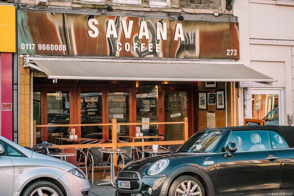 savana coffee