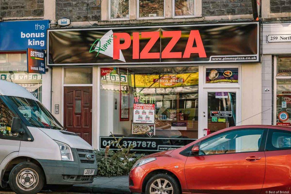 pizza north street