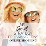 My Secret Strategy for Saving Tons on Online Shopping