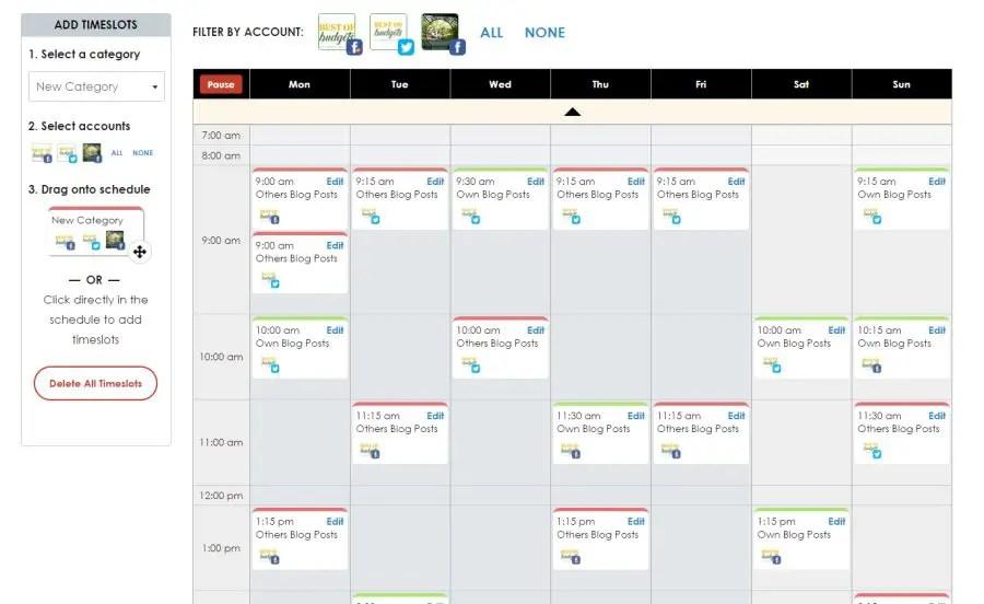 SmarterQueue Scheduling