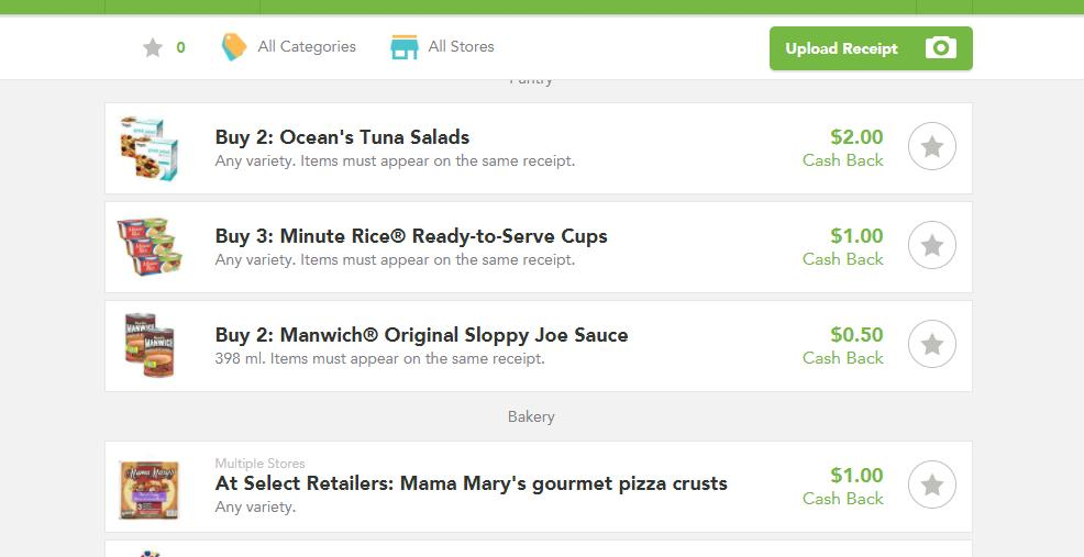 2Checkout Grocery Cash Back and Rebates Shopping Site