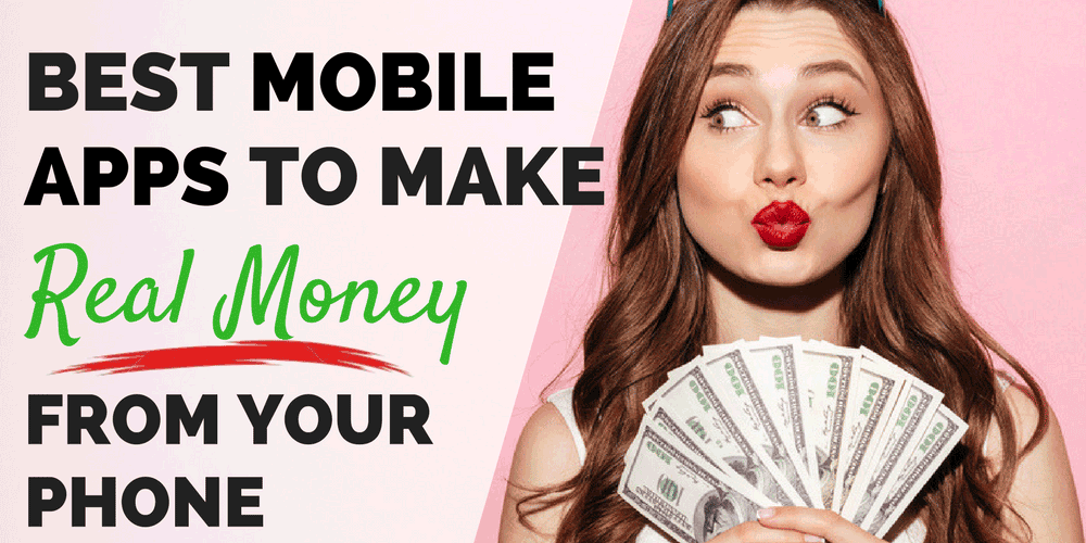 The best legitimate apps in 2018 you can make real money from, just by using it. You may not be aware of this, but there are many apps that practically give you free money while using your mobile phone. Why not earn a few bucks while commuting to wor
