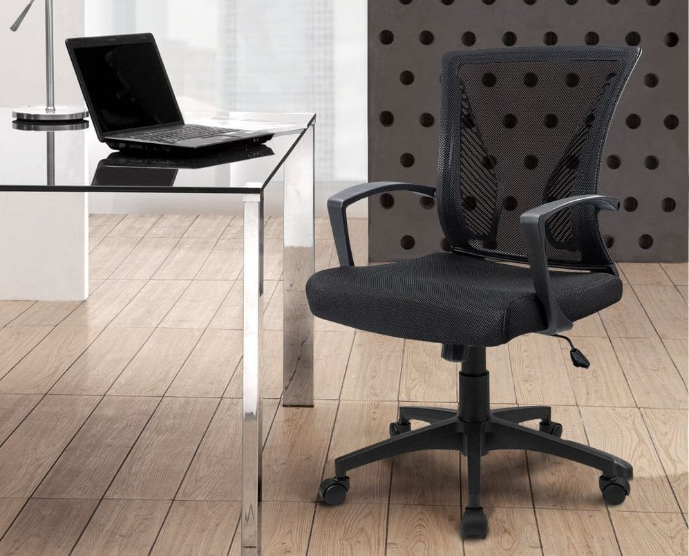 Furmax Mid Back Office Chair Review