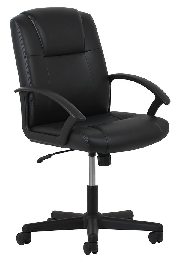 unique leather office chairs hanging outdoor 5 best budget under 50 for your home 2018 ofm essentials executive chair review