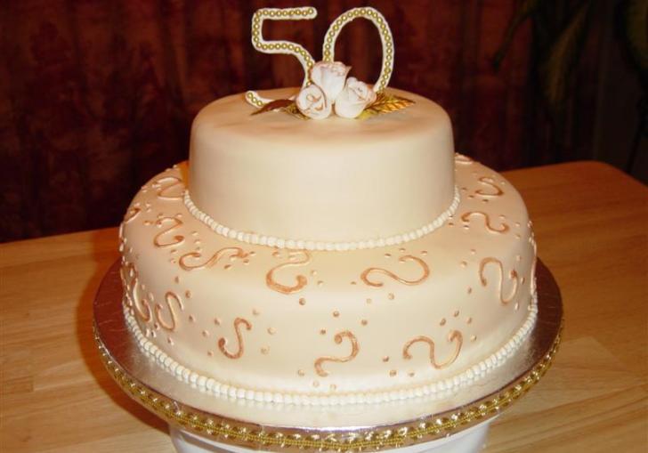 Golden Wedding Anniversary Themes