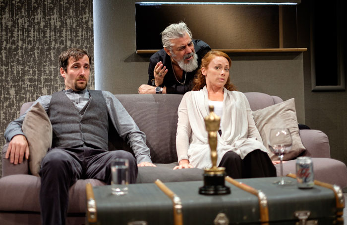 Ulster American review at Traverse Theatre, Edinburgh