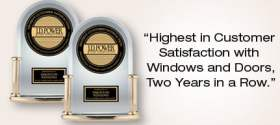 Simonton rated #1 in 2011 J.D Powers Study
