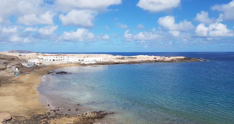 playa cabron gran canaria