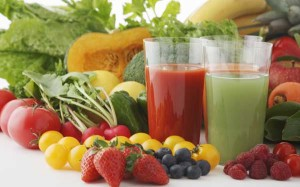 fruits and veges,weightloss with juicing