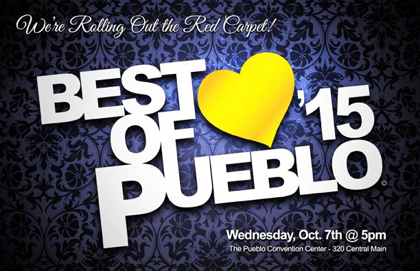 Best of Pueblo Bash 2015 invitation