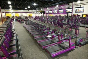 Planet Fitness wins the votes for Best Gym.  Courtesy Photo