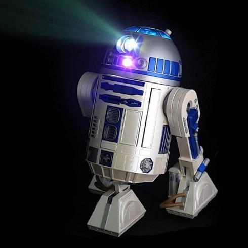 Robot multimdia R2D2 MediaCenter de Nikko  BestofRobots