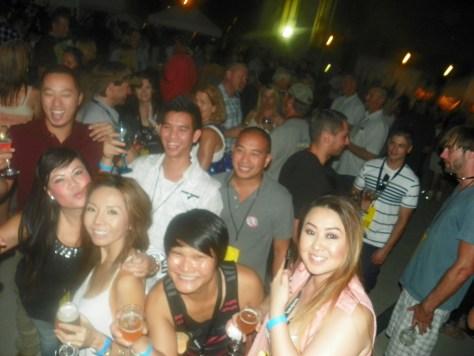 Viva Downtown 2014 Beer & wine Festival