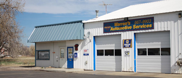 Warrens Automotive | Redding's Automotive Repair Services