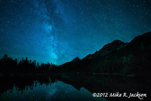 String Lake Stars July19