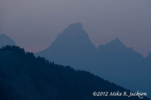 North End of Blacktail Butte
