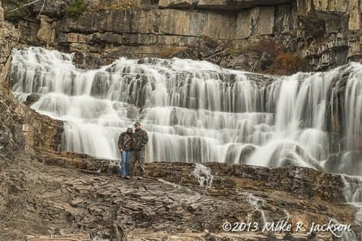 Granite Falls Couple Oct 11