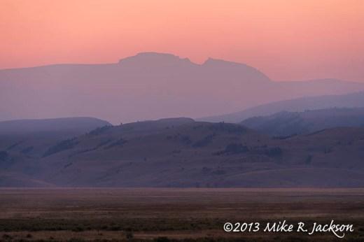 Sleeping Indian Sunrise1_Aug31
