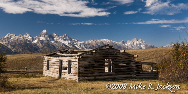 The Shane Cabins: Authentic Homestead in Grand Teton
