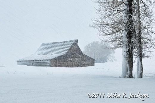 Moulton Snow storm April21