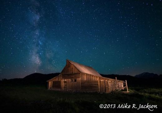 Moulton Milky Way 2013