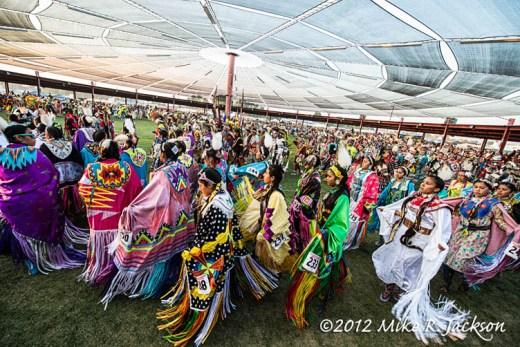 PowWow GrandEntrance4_Aug11