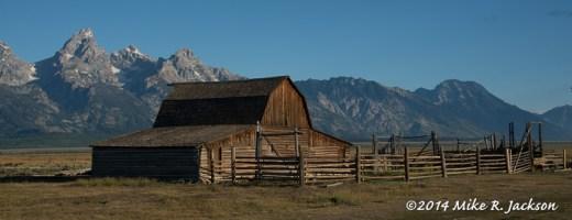 Moulton Barn Corrals (August 15)