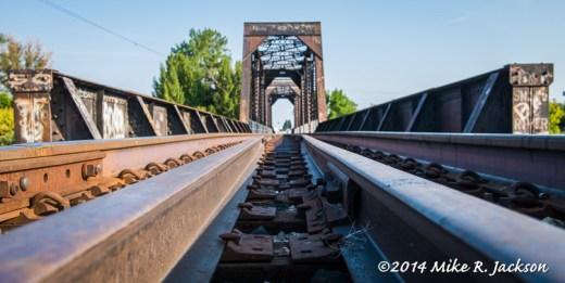 Railroad Bridge - Blackfoot, ID