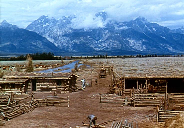 �shane� � the epic western movie filmed in jackson hole