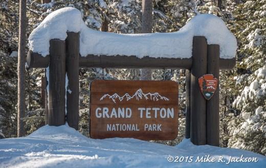 GTNP Sign