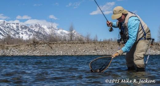 Snake River Fisherman
