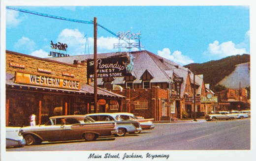 Broadway Jackson Hole