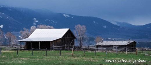 Chambers Barns